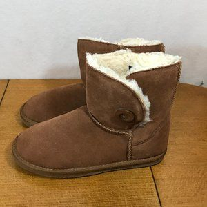 Women's Firefly Size 9 Brown Booties